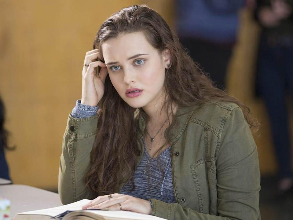 """13 Reasons Why"" is based on a novel."