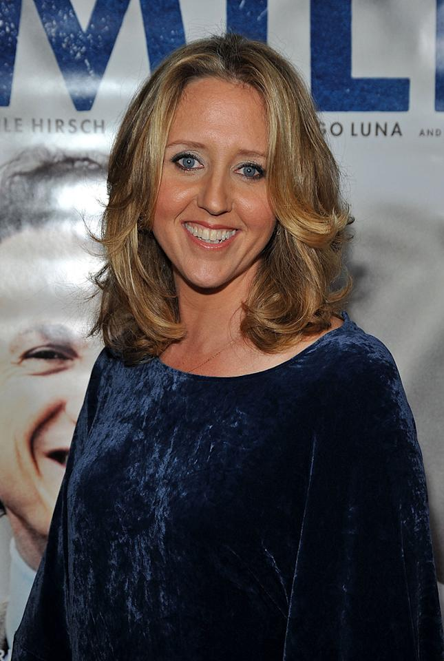"""<a href=""""http://movies.yahoo.com/movie/contributor/1800157262"""">Brooke Smith</a> at the Los Angeles premiere of <a href=""""http://movies.yahoo.com/movie/1810041985/info"""">Milk</a> - 11/13/2008"""