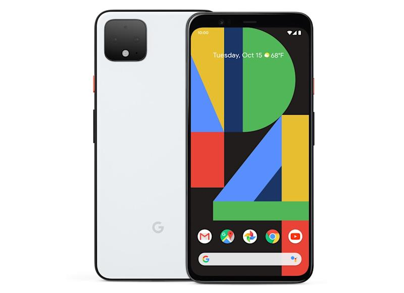 The Pixel 4 is the best smartphone for taking low-light photos. (Image: Google)