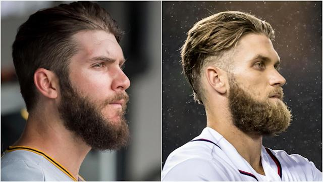 Pittsburgh Pirates pitcher Trevor Williams who shares some close resemblance to free agent Bryce Harper, was mistaken for the slugger while dining in a San Diego restaurant and decided to play along.