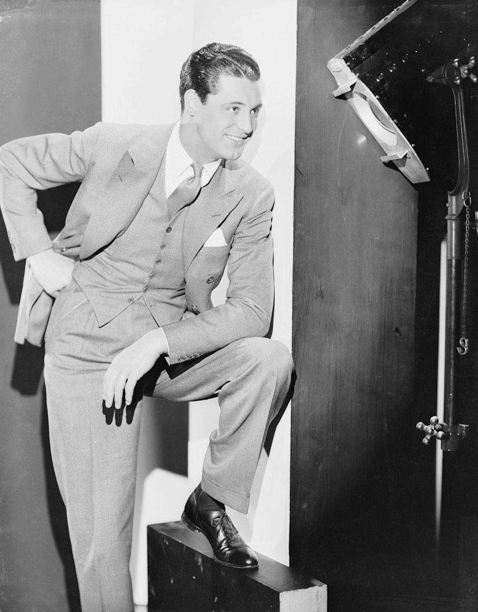 <p>The Hollywood leading man, known for his roles in <em>North by Northwest</em> (1959) and <em>To Catch a Thief</em> (1955), sharpened his acting chops on the stage before transitioning to the big screen in 1932, when he signed a contract with Paramount Pictures, earning a couple of hundred bucks each week.</p>