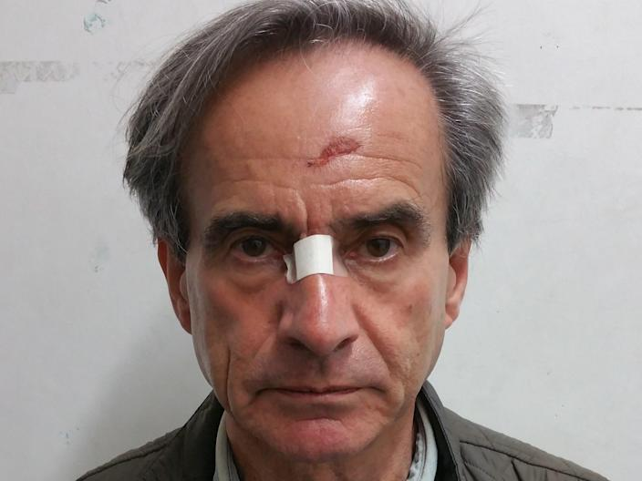 Gerald Banyard, 67, is being sought by the police (Metropolitan Police)