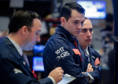 Indexes tumble as visa restrictions fuel U.S.-China worries