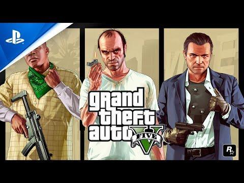 """<p><strong>PS5 Release Date: Update TBD</strong></p><p><em>GTA V</em> will be enhanced and expanded on the PS5, and the cool part is that it will launch for free. Free <em>GTA</em> is the best <em>GTA</em>.<br></p><p><a href=""""https://youtu.be/P20ASB1MdnI"""" rel=""""nofollow noopener"""" target=""""_blank"""" data-ylk=""""slk:See the original post on Youtube"""" class=""""link rapid-noclick-resp"""">See the original post on Youtube</a></p>"""