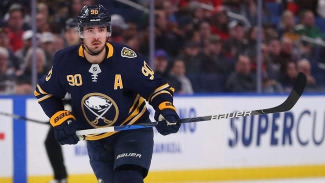 Sabres acquire Eric Staal in sending Johansson to Wild
