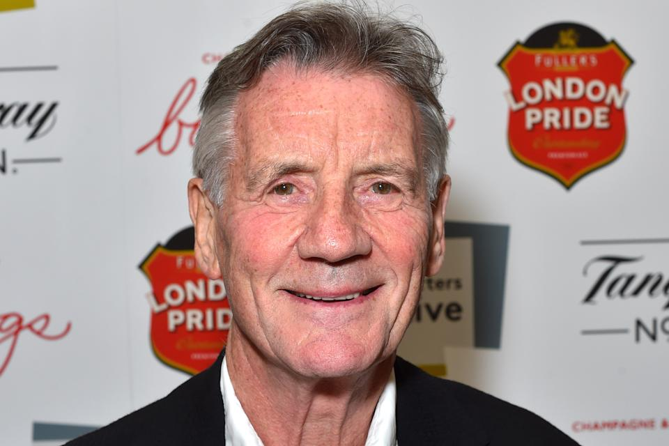 File photo dated 04/10/2016 of Michael Palin whose life and career are to be celebrated in a BBC television special.