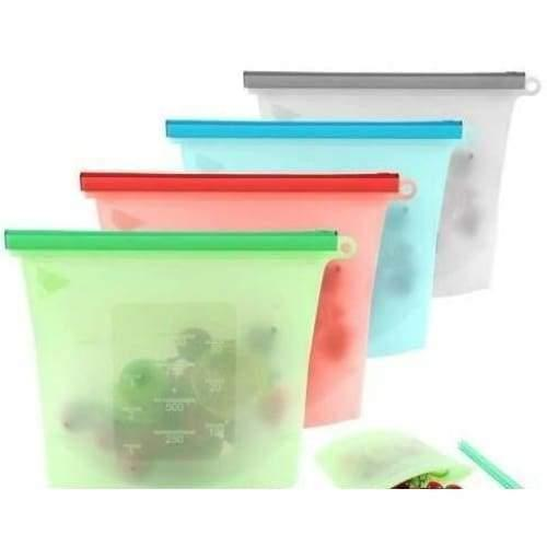 """<h3><a href=""""https://blkgrn.com/collections/grocery/products/reusable-food-storage-bag"""" rel=""""nofollow noopener"""" target=""""_blank"""" data-ylk=""""slk:GRN Reusable Food Storage Bag"""" class=""""link rapid-noclick-resp"""">GRN Reusable Food Storage Bag</a></h3> <br>The leakproof design of these reusable food storage bags is ideal for keeping your snacks safe while en route to the park. <br><br>Use them for storing fruits, veggies, meat, milk, sandwiches, and beyond. <br><br><strong>GRN</strong> Reusable Food Storage Bag, $, available at <a href=""""https://go.skimresources.com/?id=30283X879131&url=https%3A%2F%2Fblkgrn.com%2Fcollections%2Fgrocery%2Fproducts%2Freusable-food-storage-bag"""" rel=""""nofollow noopener"""" target=""""_blank"""" data-ylk=""""slk:BLK + GRN"""" class=""""link rapid-noclick-resp"""">BLK + GRN</a><br><br><br>"""
