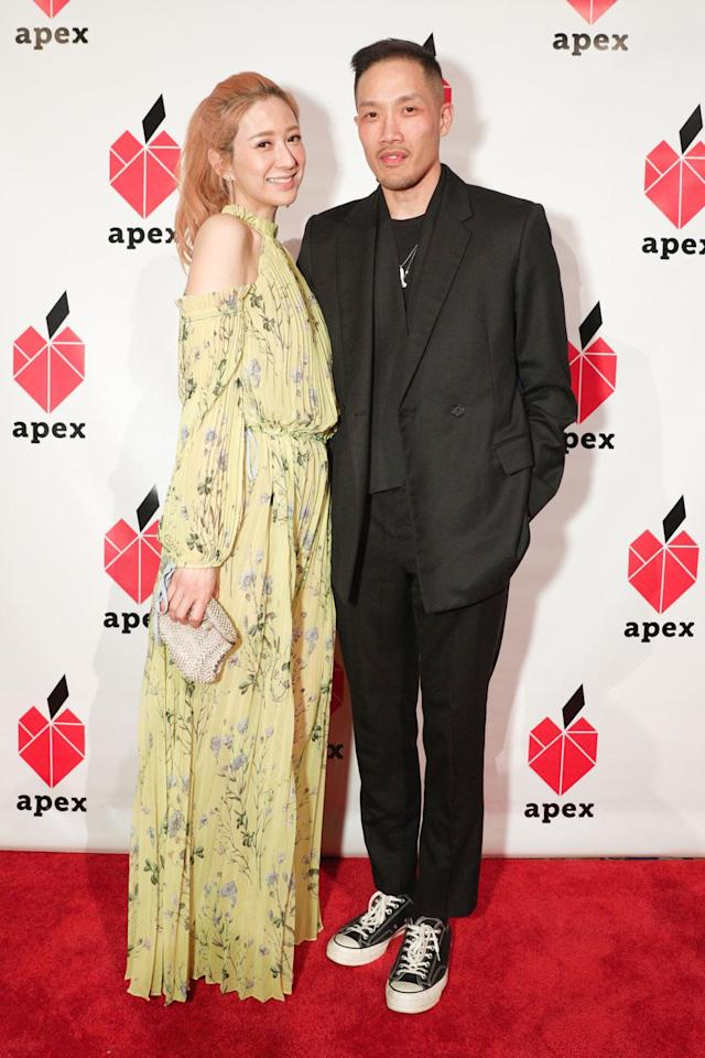 <p>Dao-Yi Chow, co-founder of fashion label Public School, is on the board of Apex for Youth and was responsible for the presence of many of the fashion guests at the event. (Photo: BFA/Courtesy of Apex for Youth) </p>