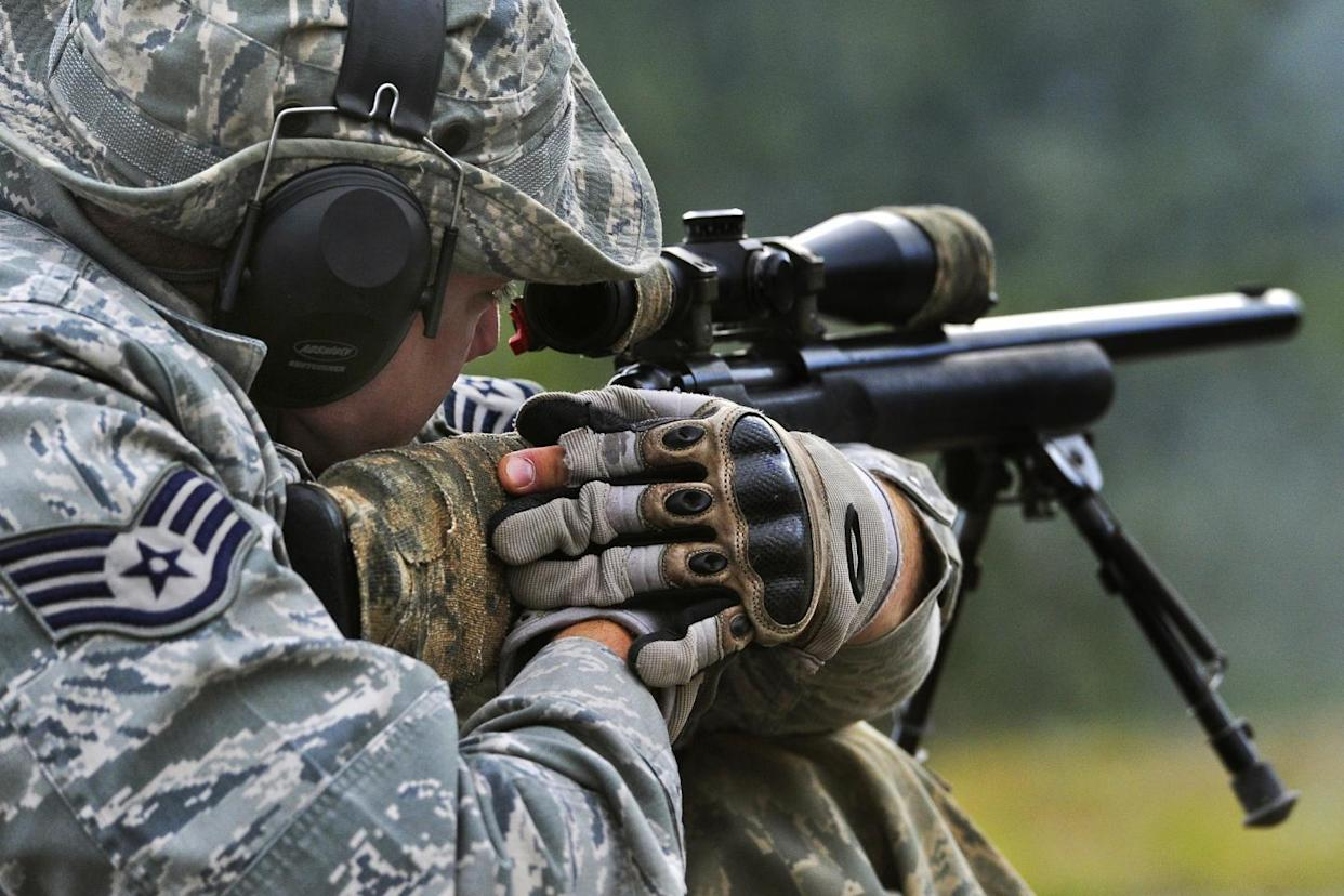 A Secret? Is the U S  Army's Go To Sniper Rifle Really Just