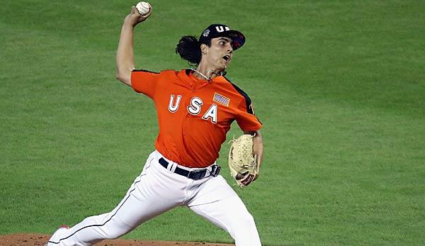 MLB: Pitching-Prospect Brent Honeywell braucht Tommy John Surgery
