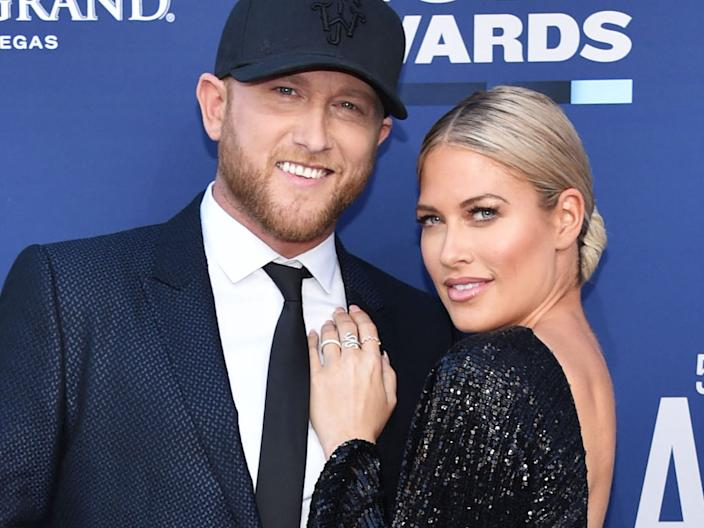 cole swindell and barbie blank april 2019