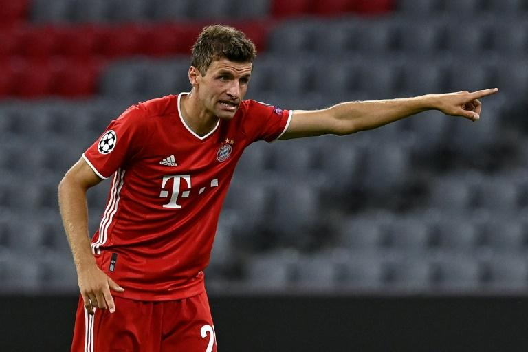 Bayern Munich turn up heat on Champions League bid against Barcelona
