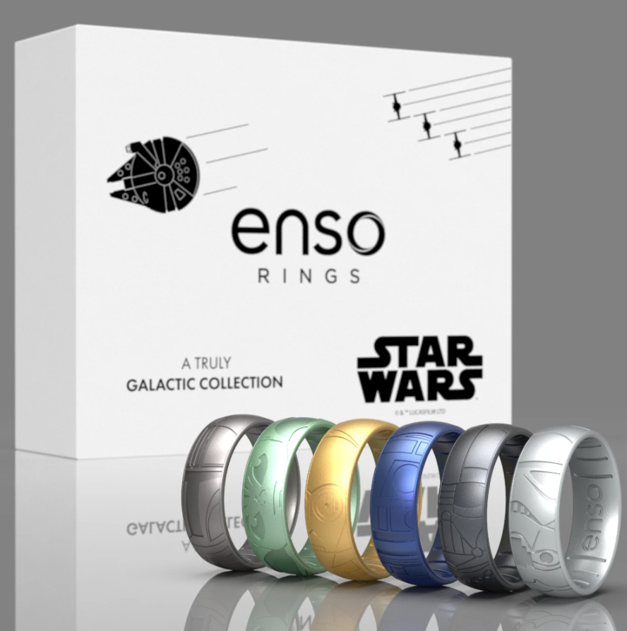 Courtesy of Enso Rings