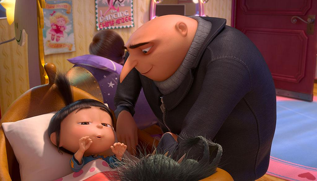 "Universal Pictures' ""Despicable Me"" - 2013"