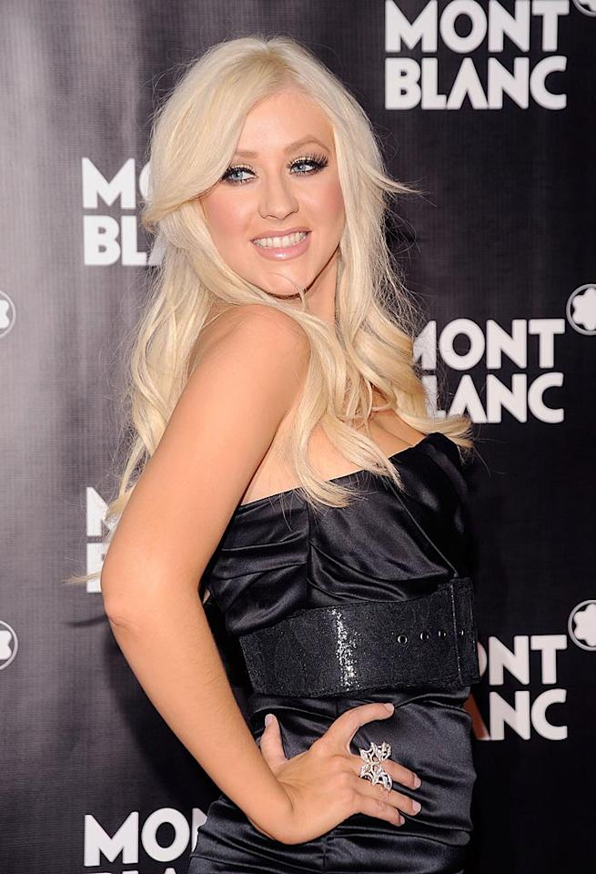 "December 18: Christina Aguilera turns 30 Gary Gershoff/<a href=""http://www.wireimage.com"" target=""new"">WireImage.com</a> - September 12, 2010"