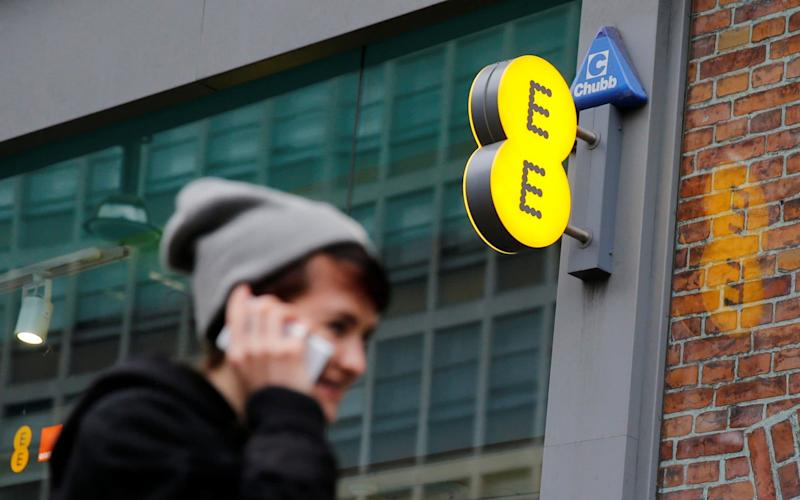 The reader's phone was faulty, but EE failed to resolve the issue - REUTERS