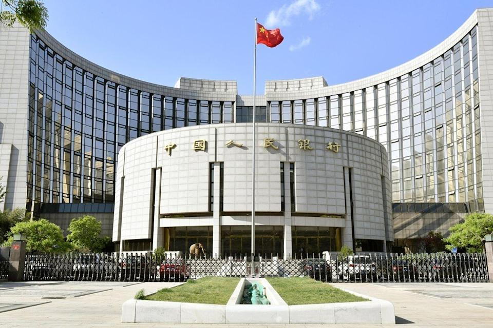 PBOC says digital currency will gradually replace notes and coins. Photo: Kyodo