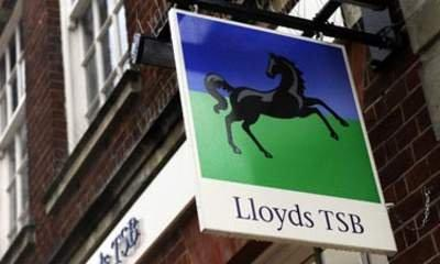 Brown Jumps Ship From Old Lady To Lloyds