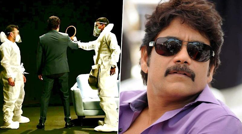 Bigg Boss Telugu 4: Host Akkineni Nagarjuna Starts Shooting For The Reality Show (View Pictures)