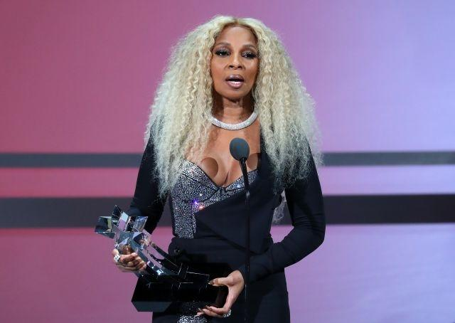 Mary J. Blige is getting into wine