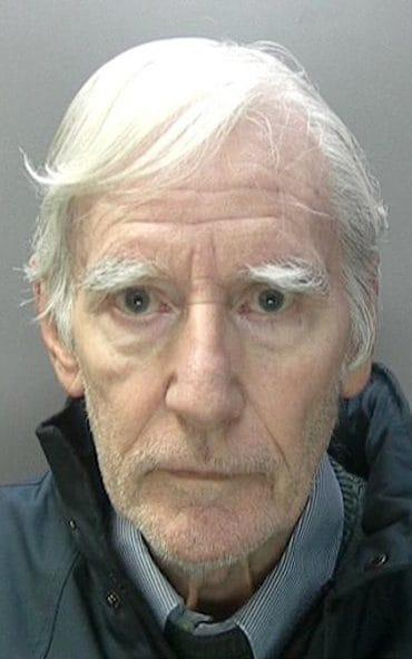 John Place, 72, who has been jailed for four years after killing three-year-old Poppy-Arabella Clark - Credit:  West Midlands Police
