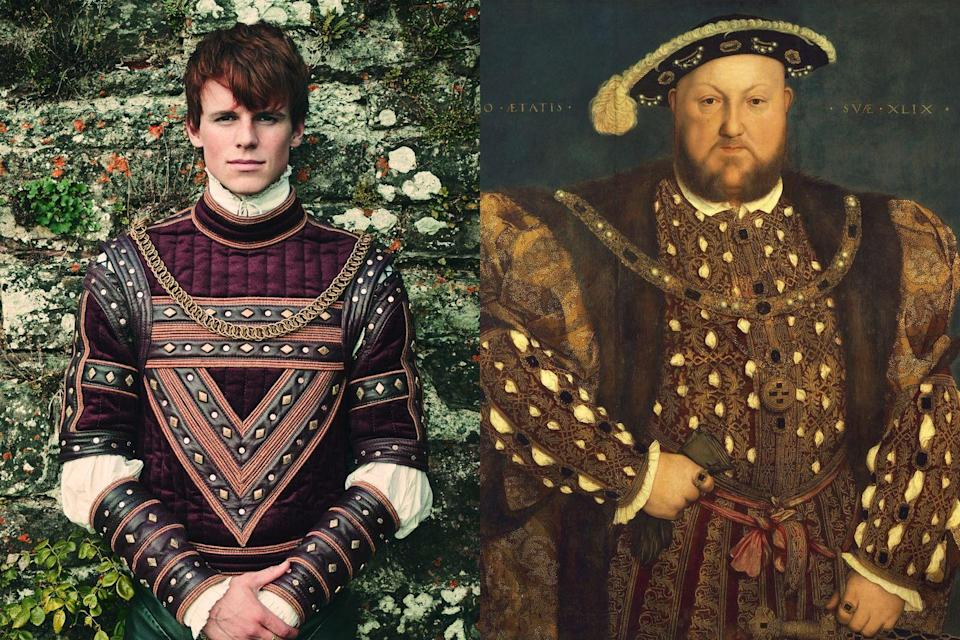 <p>In <em>The Spanish Princess</em>, the legendary English King is actually played by an Irishman. Ruairi O'Connor takes on the role in the Starz series; you may recognize him from his previous role on the on the TV series <em>Delicious</em>.</p>