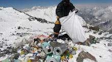 China cuts climbing permits for Mount Everest amid major clean up of world's highest peak