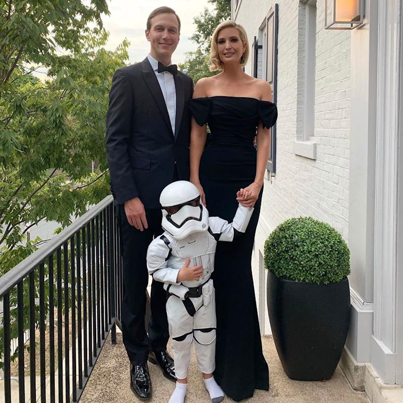 At Least Ivanka Trump Knows She's Part of the Dark Side