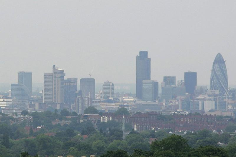 Toxic: Smog over London: EPA