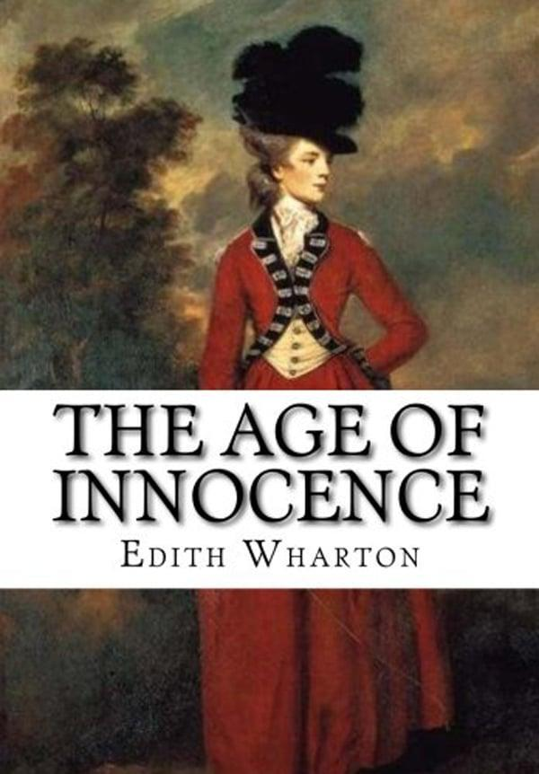 "<p><a href=""https://www.popsugar.com/buy?url=https%3A%2F%2Fwww.amazon.com%2FAge-Innocence-Edith-Wharton%2Fdp%2F1508475571%2Fref%3Dtmm_pap_swatch_0%3F_encoding%3DUTF8%26qid%3D1488934370%26sr%3D1-1&p_name=%3Cb%3EThe%20Age%20of%20Innocence%3C%2Fb%3E%20by%20Edith%20Wharton&retailer=amazon.com&evar1=tres%3Auk&evar9=43250262&evar98=https%3A%2F%2Fwww.popsugar.com%2Flove%2Fphoto-gallery%2F43250262%2Fimage%2F43252269%2FAge-Innocence-Edith-Wharton&list1=books%2Cwomen%2Creading%2Cinternational%20womens%20day%2Cwomens%20history%20month&prop13=api&pdata=1"" class=""link rapid-noclick-resp"" rel=""nofollow noopener"" target=""_blank"" data-ylk=""slk:The Age of Innocence by Edith Wharton""><b>The Age of Innocence</b> by Edith Wharton</a></p>"
