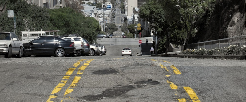 potholes in san francisco