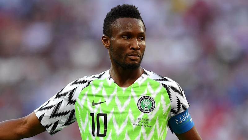 'Mikel represented Nigeria with everything he had' - Twitter reacts