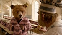 <p> <strong>The movie: </strong>Picking up where the almost-as-good 2014 movie about an animated bear left, our furry hero has now settled in with the Brown family and become a real hit within his community, spreading joy among friends and marmalade on toast. Shortly after he spots a pop-up book in an antique shop, which he wants to give to his aunt on her 100th birthday, the item gets stolen, much to his dismay. Of course, Paddington embarks on a quest to catch the thief and recover the book before his aunt's birthday, a quest that has many surprises in store... </p> <p> <strong>Why the family will love it: </strong>A sequel that improves on the original, Paddington 2 is a perfect mix of kiddie and grown-up writing in a live-action film, with both silly gags and genuinely emotional scenes, while its message to us all to try to be decent and caring at all times is as important today as it ever has been. </p>