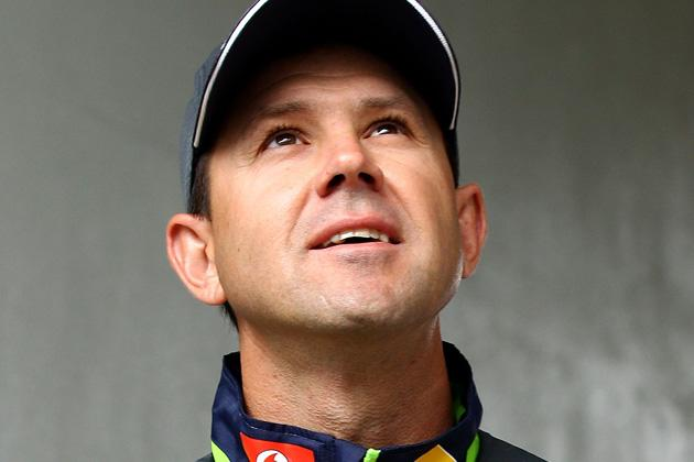 Australian cricket player Ricky Ponting walks to a press conference to announce his retirement from international cricket on November 29, 2012 in Perth, Australia.  (Photo by Paul Kane/Getty Images)