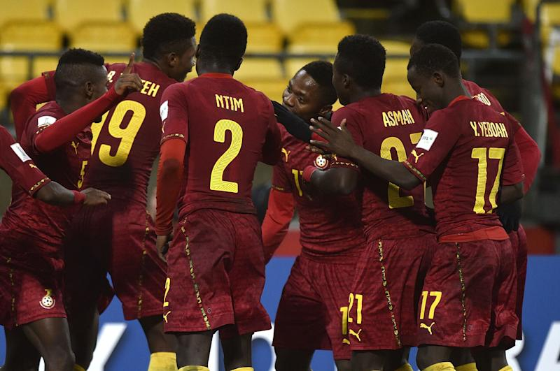 U20 Afcon: Ghana 2-0 Burkina Faso: Black Satellites off the mark in Niger
