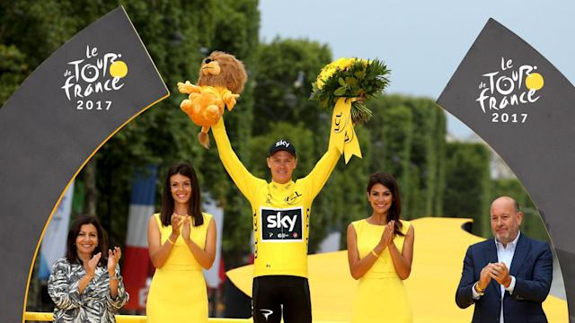 Three-time Tour de France defending champion Chris Froome may get to grips with the cobbles planned for stage nine by racing Paris-Roubaix.