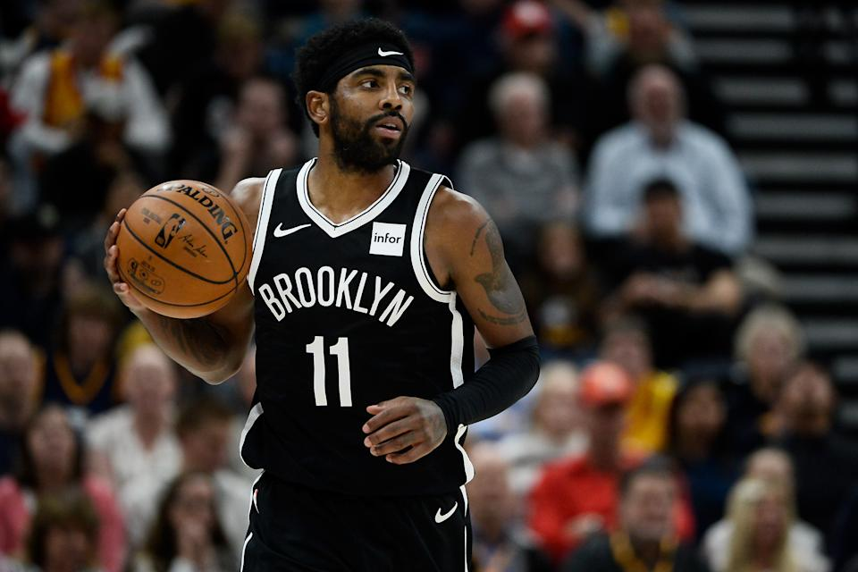 After missing 26 games with a lingering shoulder injury, Nets guard Kyrie Irving should be back on the court Sunday against Atlanta.