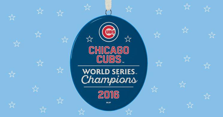 Cubs Christmas Ornaments.Here S The Perfect Christmas Gift For The Cubs Fan In Your Life