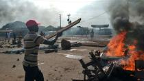 One killed in clashes as Guinea awaits result of presidential election