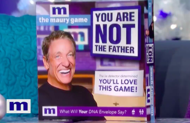Maury Show Full Episodes 2020.Nbc Adapts Maury Talk Show Into Hilarious Party Game
