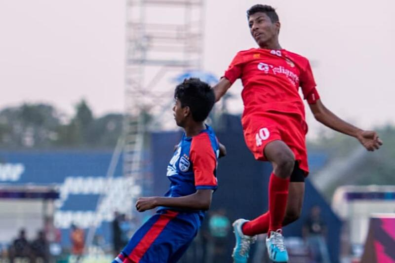 Reliance Foundation Young Champs Conferred Two-star Academy by AFC