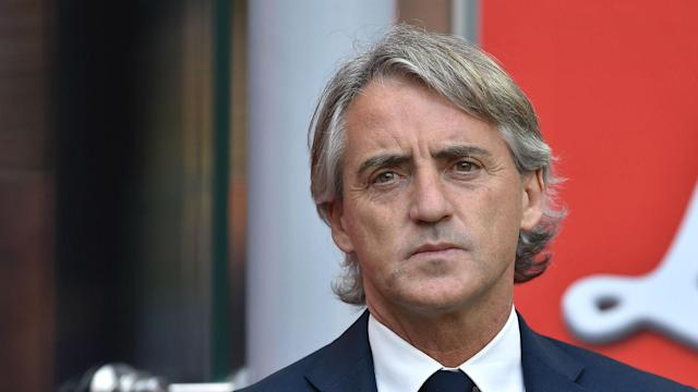 Roberto Mancini has revealed that he is aiming to return to club management, adding that he was not contacted by Leicester City.