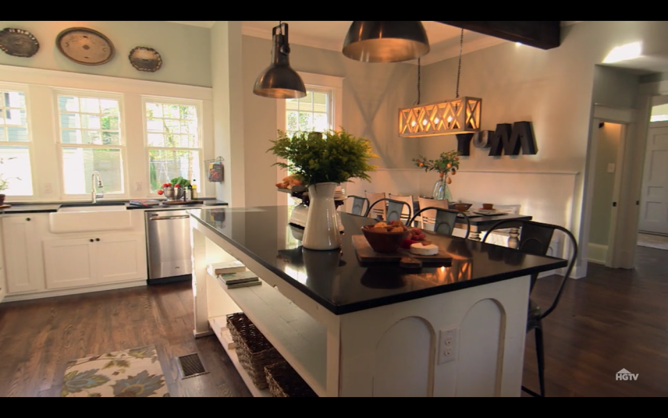 """<p>After filming wraps, the show provides homeowners with an <a href=""""https://www.countryliving.com/life/entertainment/a18652613/what-its-really-like-to-be-on-fixer-upper/"""" rel=""""nofollow noopener"""" target=""""_blank"""" data-ylk=""""slk:itemized list"""" class=""""link rapid-noclick-resp"""">itemized list</a> of all of the items staged in their home—and at discounted prices!</p>"""