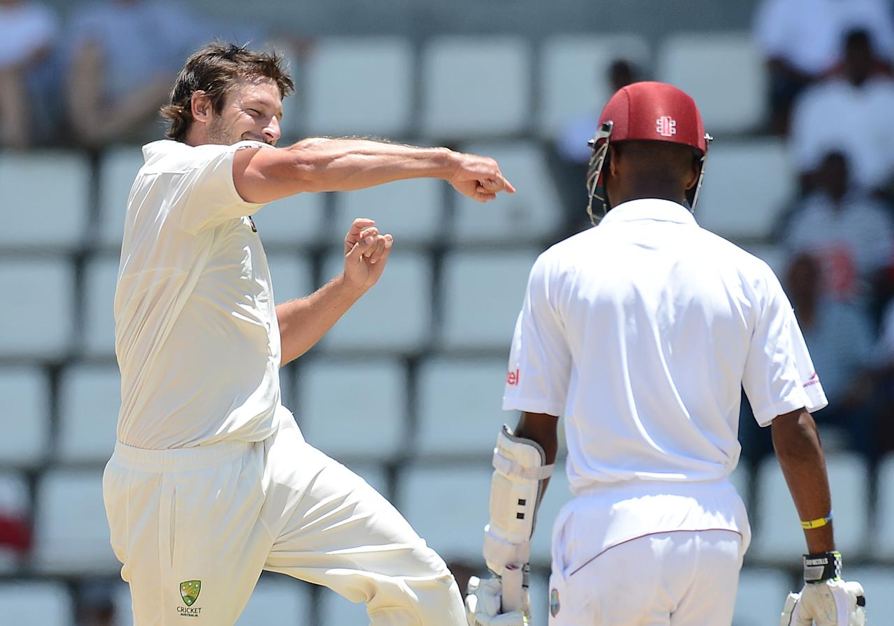 Ben Hilfenhaus: The pace bowler's average and economy rate - 20.80 and 2.05 respectively, were the best of Australia's bowlers in the Test series. Hilfenhaus took 10 wickets in the series, with best figures in an innings of 4 for 27.