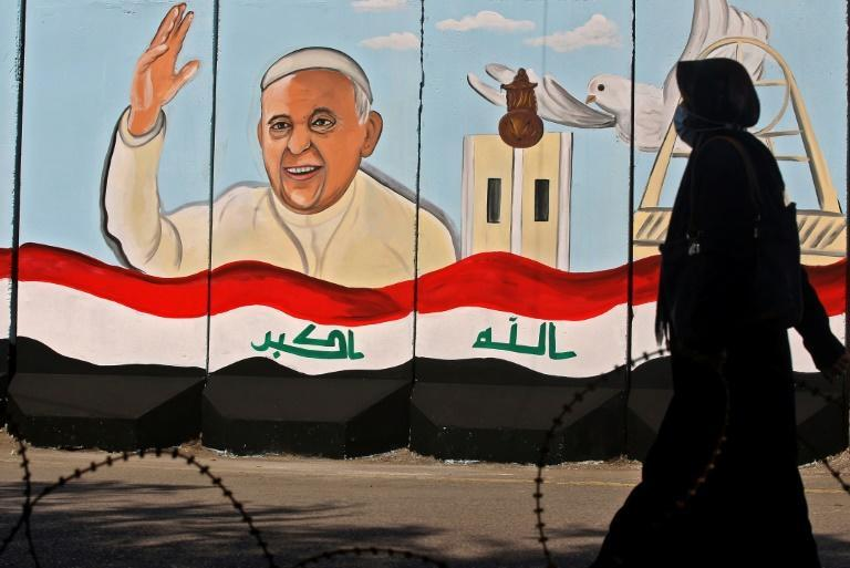 Despite boiling Iran-US tensions in Iraq, Pope Francis said he will go ahead on Friday with a first-ever papal visit
