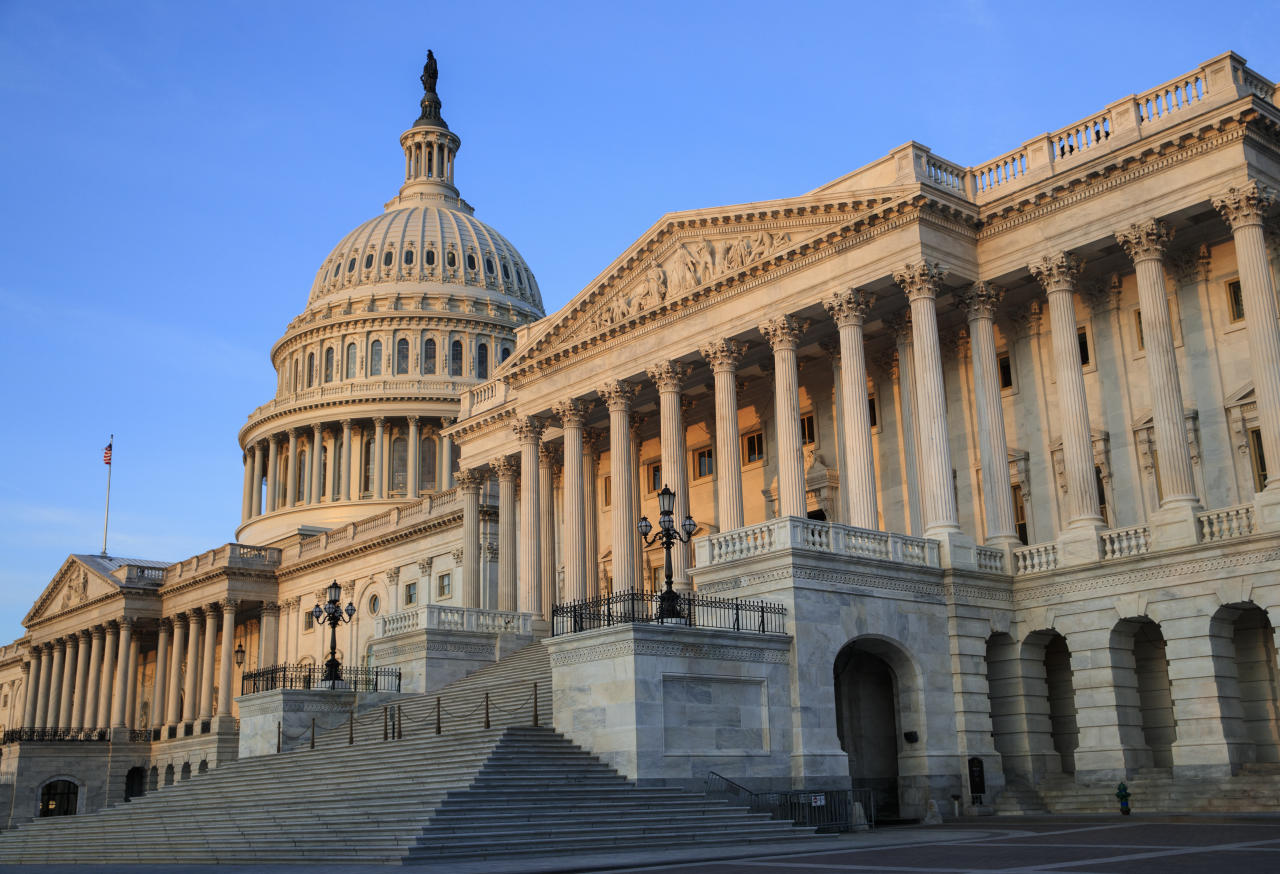 """<p> FILE - In this April 3, 2017, file photo, the Senate side of the Capitol is seen in Washington. Republicans in full control of government are on the brink of history-making changes to the nation's health care system, but """"Obamacare"""" is only half the story _ and many people may not realize that. (AP Photo/J. Scott Applewhite, File) </p>"""