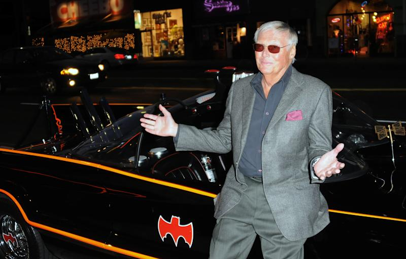 Adam West, TV's