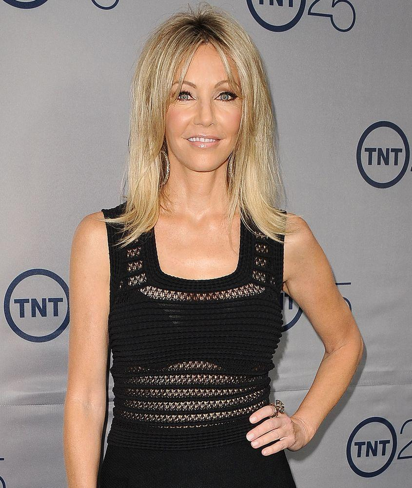 Heather Locklear Embarks on Out-Patient Rehab, Splits from Chris Heisser