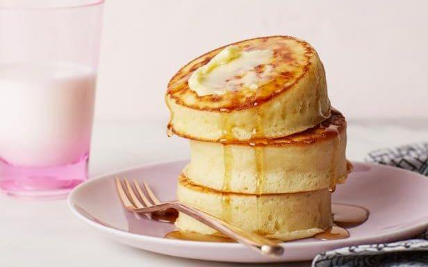 An emerging trend for Japanese-style pancakes which bounce and jiggle on the plate has seen a surge in home cooks attempting the creations, according to BBC Good Food - Thefoodnetwork
