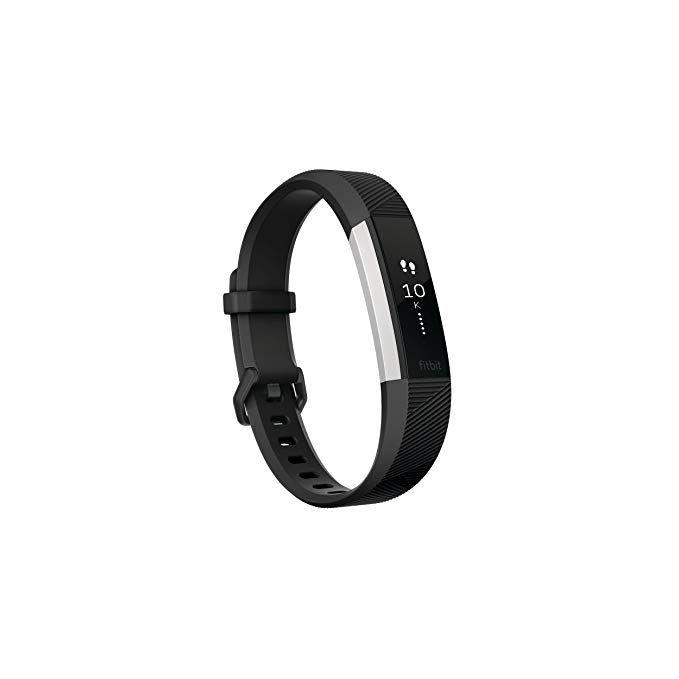 "<p><strong>Fitbit</strong></p><p>amazon.com</p><p><a href=""http://www.amazon.com/dp/B06X3Z13PM/?tag=syn-yahoo-20&ascsubtag=%5Bartid%7C2139.g.28785800%5Bsrc%7Cyahoo-us"" target=""_blank"">BUY IT HERE</a></p><p>Original price: <del>$129.95</del></p><p><strong>Sale price: $78.59</strong><br></p><p>A super-minimalist design is the key to the Alta, which lets you track heart rate and calories burned. Check it at any moment to see how many steps you've taken in a day, simple motivation to push for an extra walk if you're close to your personal record.</p>"